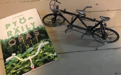 Pyöräilyopas sai uuden elämän verkossa